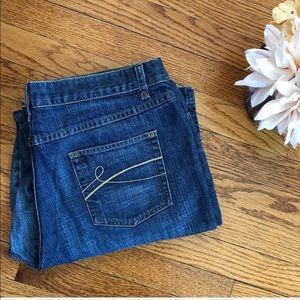 Liz Claiborne 14x32 Bootcut Jeans